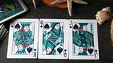 Mermaid Speelkaarten (Turquoise)