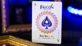 Falcon Throwing Cards by Rick Smith Jr. and De'vo
