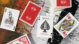 Bicycle Inspire (rood) Speelkaarten