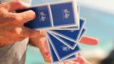 Bicycle Inspire (blauw) Speelkaarten