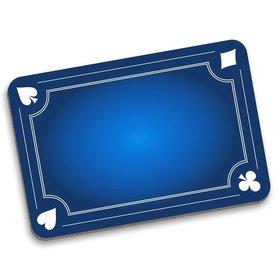 VDF Close up mat Deep Ocean Blue