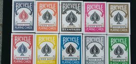 Bicycle kaarten pakket - kleurenset