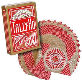 Tally Ho - Cardistry CNY edition kaarten