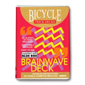 Bicycle Brainwave deck