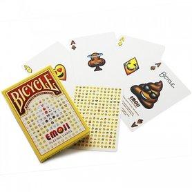 Bicycle Emoji speelkaarten
