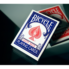 Bicycle lefty deck blauw