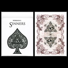 Rorrison's Sinners Deck USPCC and Enigma Ltd.