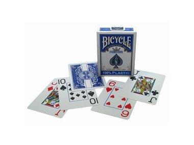 Bicycle Prestige deck blauw
