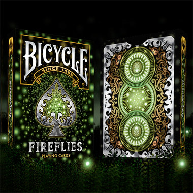 Bicycle Fireflies speelkaarten