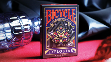 Bicycle Explostar Speelkaarten
