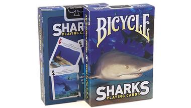 Bicycle Sharks speelkaarten
