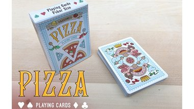 Passione's Pizza Playing Cards by LPCC