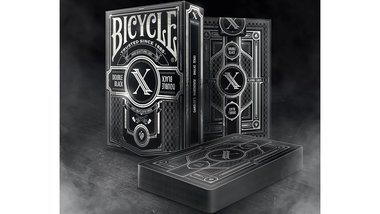 Limited Edition Bicycle Double Black 2 Playing Cards