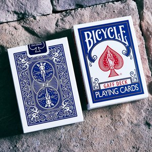 Bicycle Glory Gaff deck (red)