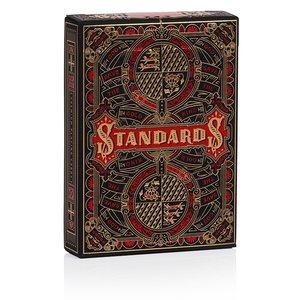 Standards Speelkaarten zwart