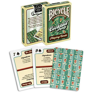Bicycle Cocktail speelkaarten