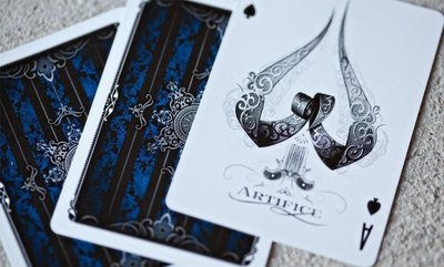 Artifice blue