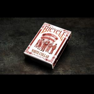 Bicycle White Collar speelkaarten
